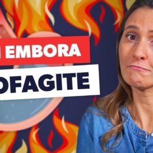 Pare de sofrer com esofagite AGORA!