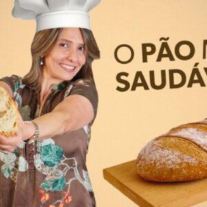 O único PÃO que você deve comer · com  @Pão da Casa 