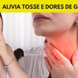 ISSO REFORÇA IMUNIDADE, ALIVIA TOSSE E DORES DE GARGANTA (FUNCIONA MESMO)