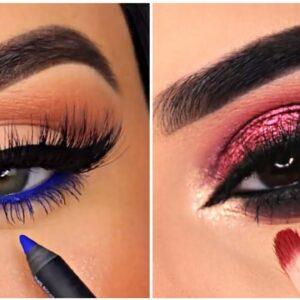 Os Melhores Tutoriais de Maquiagem Para os OLHOS #51 💜 New Eye Makeup Ideas