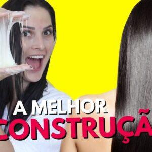 CABELO DETONADO? RECONSTRUÇÃO CAPILAR PERFEITA C/ BABOSA E ÓLEO DE COCO (P/ TODOS TIPOS DE CABELO)