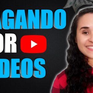 ESSE PAGA! Site LEGÍTIMO Para Ganhar Dinheiro Assistindo Vídeos (Review Permission)