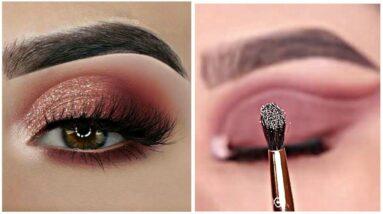 Os Melhores Tutoriais de Maquiagem / Glam Makeup Tutorial Compilation #55 2021 ♥