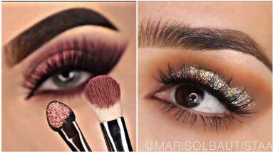 Os Melhores Tutoriais de Maquiagem / Glam Makeup Tutorial Compilation #56 2021 ♥