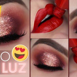 CUT LUZ - Tutorial de Maquiagem EFEITO PROFISSIONAL
