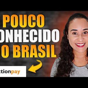 ACTIONPAY: TRABALHE DIVULGANDO GRANDES MARCAS NA INTERNET (ATÉ R$70 DE COMISSÃO POR NOVAS CONTAS)