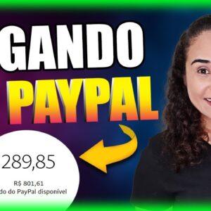 PAGANDO! Aplicativos Para Ganhar Dinheiro e Fazer Renda Extra No Paypal (SEM INVESTIMENTO)