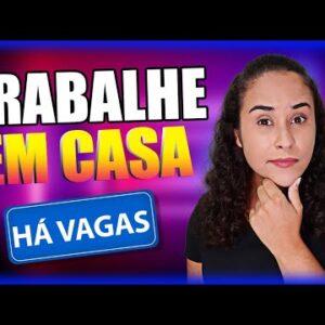 OPORTUNIDADE! Vagas Para Trabalho Home Office Disponíveis Em Todo Brasil EMPRESA TELEPERFORMANCE