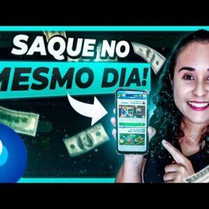 Ganhe Dinheiro Com Aplicativo No Celular | Saque No Paypal Sem Indicação (REALMENTE FUNCIONA)