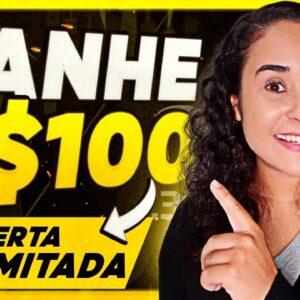 Ganhe R$100 NO CADASTRO Clear Corretora | Dinheiro Online Assistindo Vídeos (Atualização Permission)