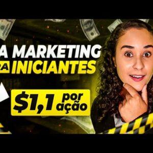 PAGA POR AÇÃO! 2 Estratégias de CPA Marketing Para Iniciantes (SITES CPA PAGANDO EM DÓLAR)